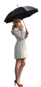 parapluie pour femme